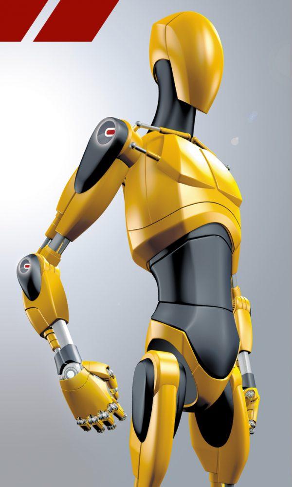 droide-3d-conception