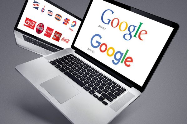 mockup Google