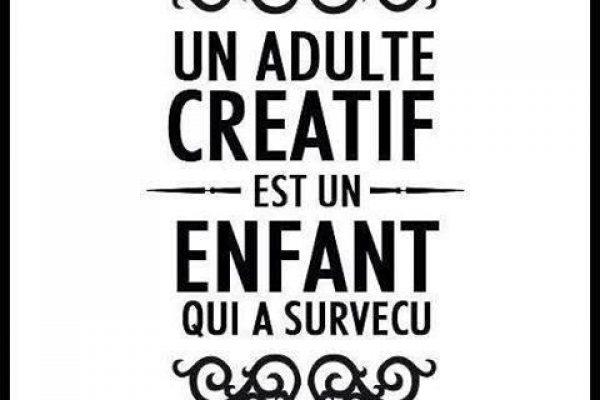 citation créatif