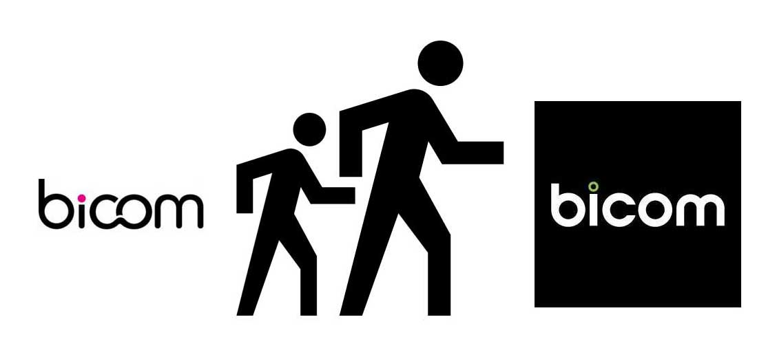 changement logo bicom 2018