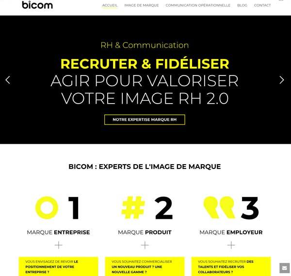 capture home bicom.fr