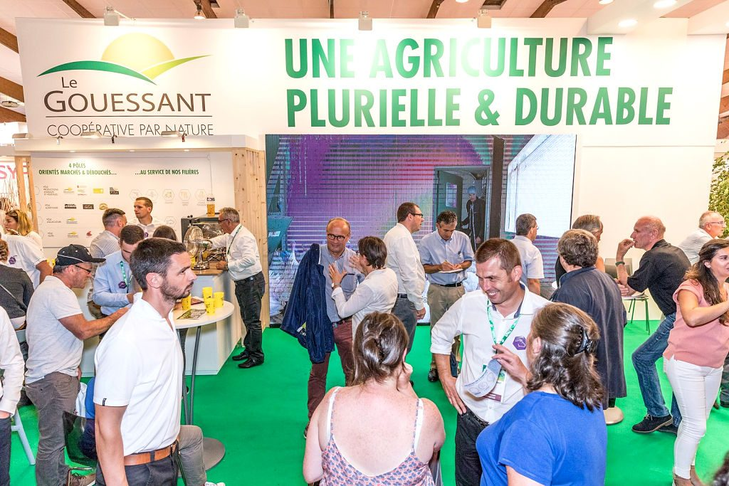 Stand Bicom Le Gouessant SPACE 2018 3
