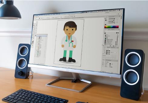 bicom-defontaine-motion-illustrator-personnage-film-clip