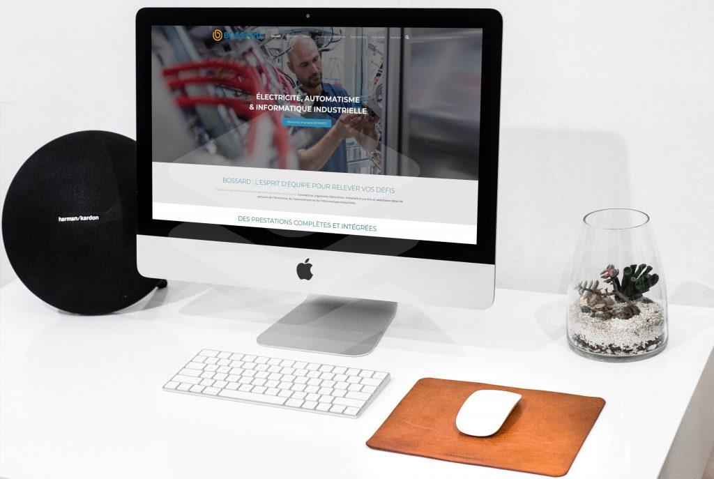 Site internet pour une meilleure communication digitale