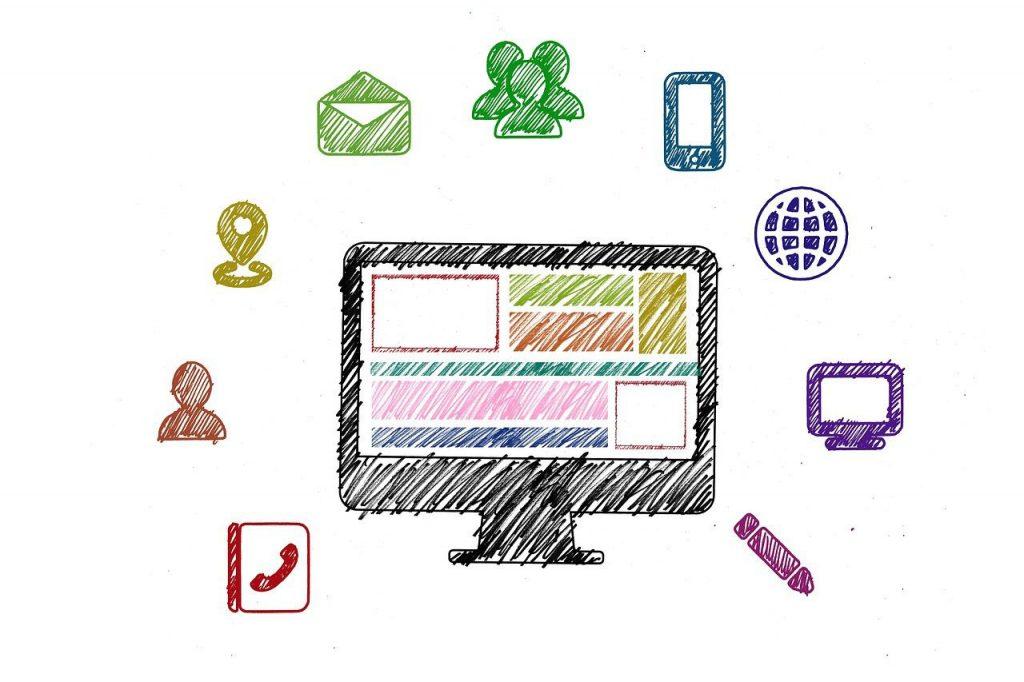 Une stratégie de communication digitale, ça passe par plusieurs méthodes