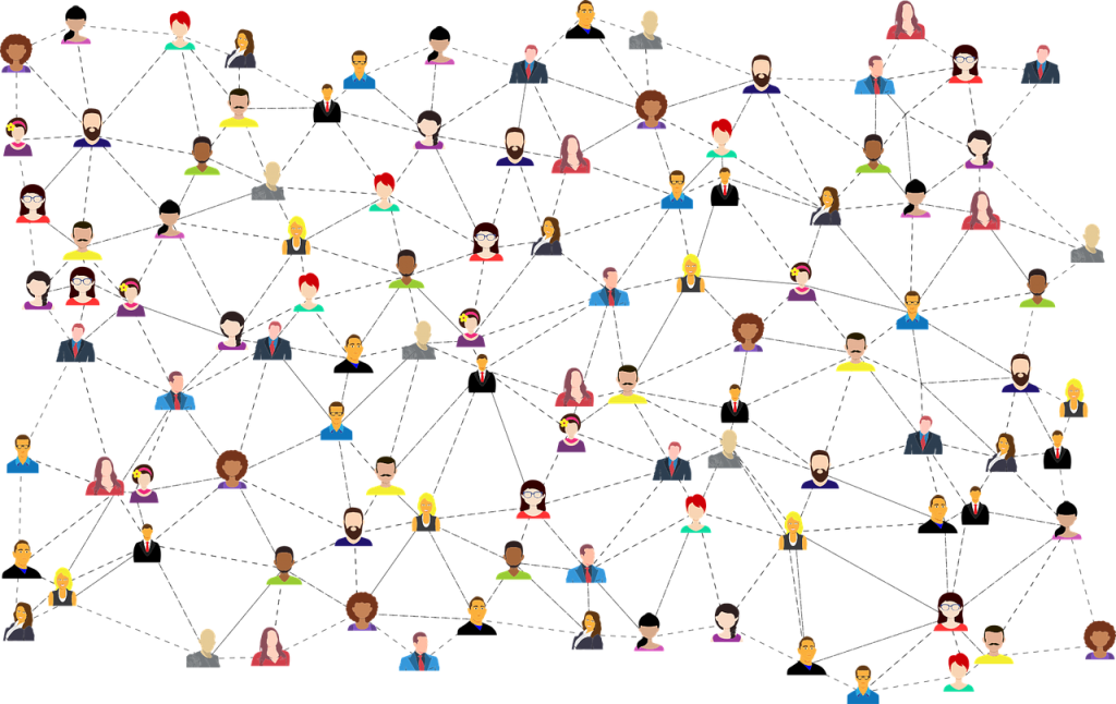 Le résultat d'une bonne stratégie digitale : un réseau plus grand