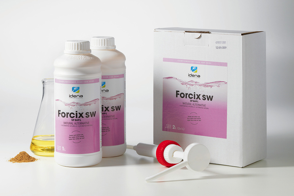 Exemples de packaging Forcix